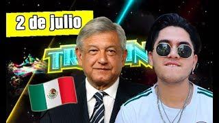 Video TRENDING 2 JULIO - AMLO GANA ELECCIONES, ¿CAELI REGRESA?, MÉXICO FUERA DEL MUNDIAL Y MÁS. download MP3, 3GP, MP4, WEBM, AVI, FLV Juli 2018
