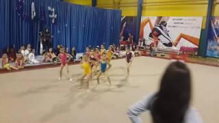 фэмэли спорт гимнастика выступление детей