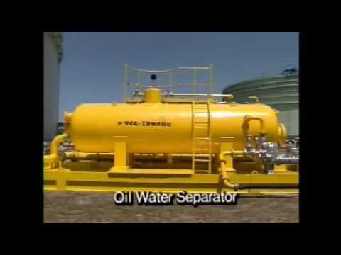 Auto Crude Oil Tank Cleaning Contractor Malaysia