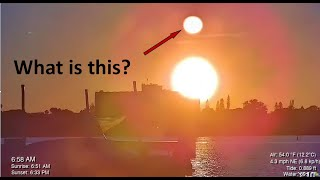 Is this a Second Sun/Nibiru?