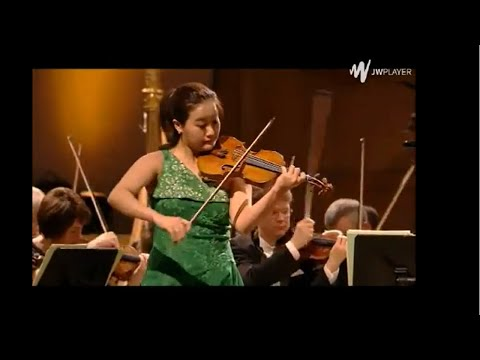 Ji Young Lim | Brahms Violin Concerto | Queen Elisabeth Violin Competition 2015