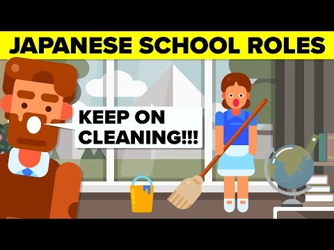 Weird Japanese School Rules