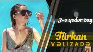 Turkan Velizade - Uce qeder say ( Yeni clip 2019 )