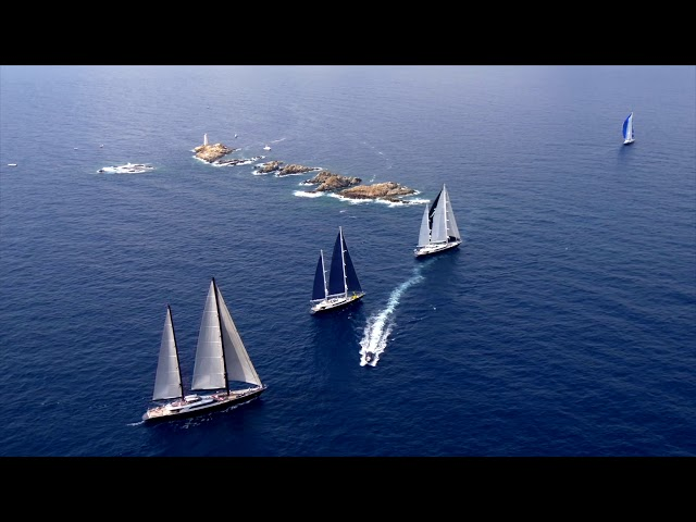 Perini Navi Cup 2018: Race Day 2