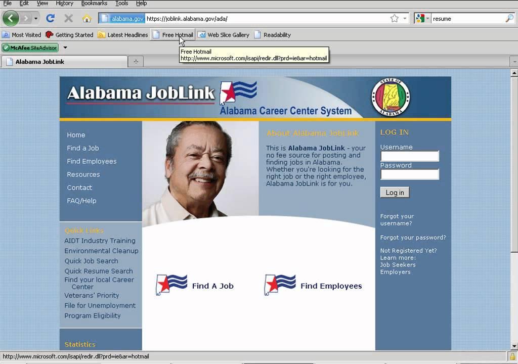 Job Seeking Sites  Resources - YouTube