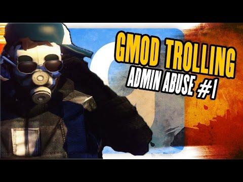 GMOD TROLLING - ADMIN ABUSE (DarkRP Admin Trolling) PART 1