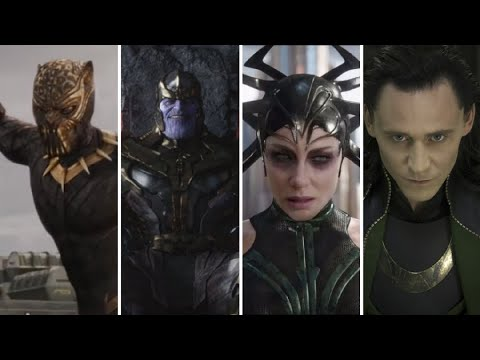 Killmonger to Loki: The best and worst Marvel movie villains