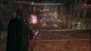 BATMAN™: ARKHAM KNIGHT Part 1 Tonight gotham is relying one one man to save us all