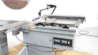Delta Invicta Re35 Sliding Table Saw