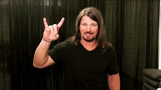 AJ Styles comments on his