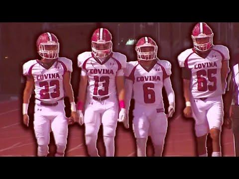 Covina High School Football 2015- 2016