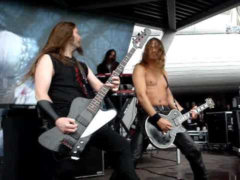Enslaved - Earthshine (Rush cover) (Høvikodden 2011)