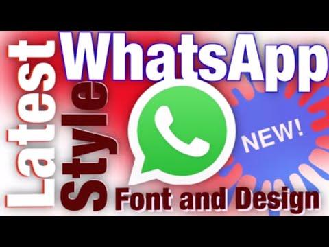 Whatsapp Font Style and Formatting - Different Font, Bold, Italic, Strikethrough #whatsapp