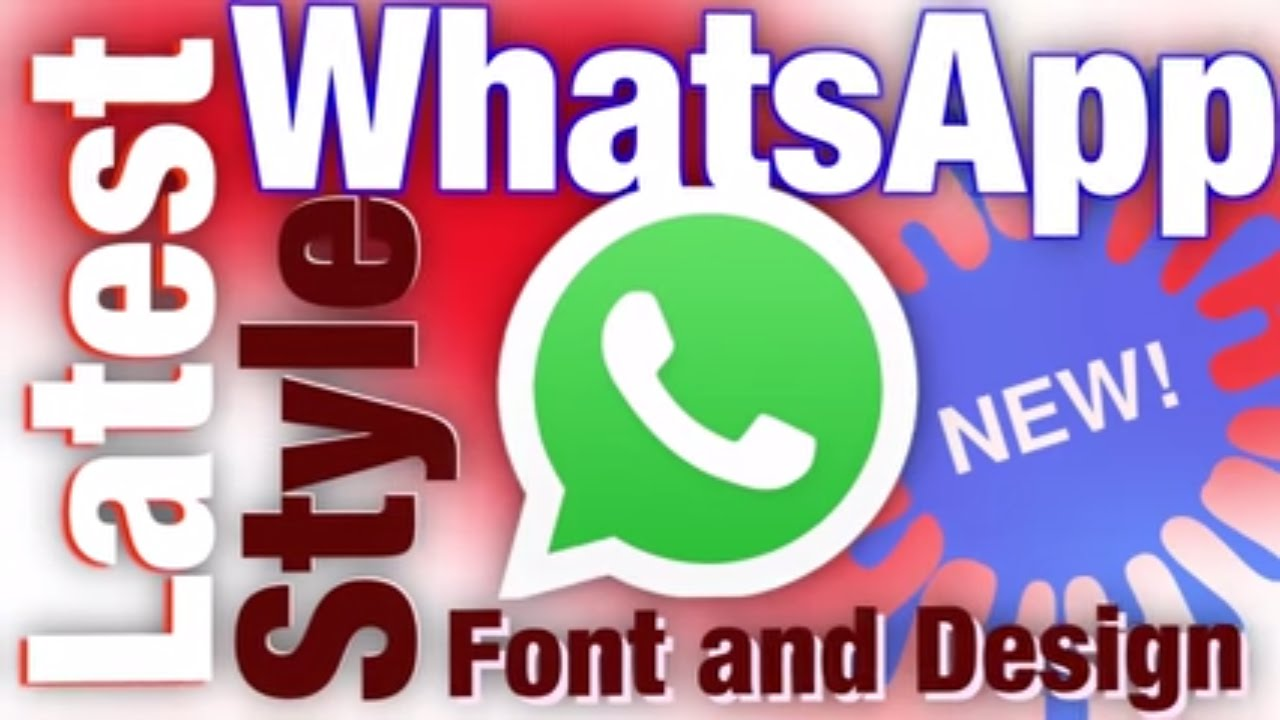 Whatsapp Font Style and Formatting - Different Font, Bold, Italic,  Strikethrough #whatsapp