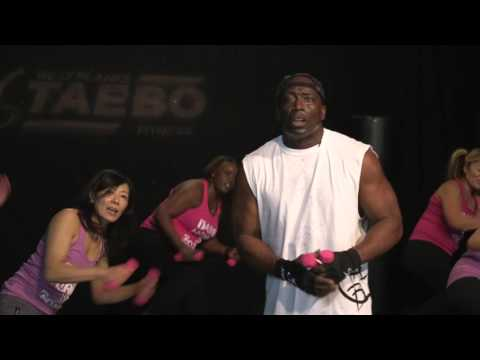 Tae Bo FULL Workout Advanced 30 minute with Billy Blanks!