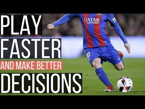 How To Improve Speed Of Play In Soccer