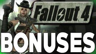 Fallout 4, Pre-Order Bonuses. Digital Copy.