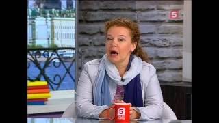 Гость программы: актриса театра и кино Татьяна Абрамова