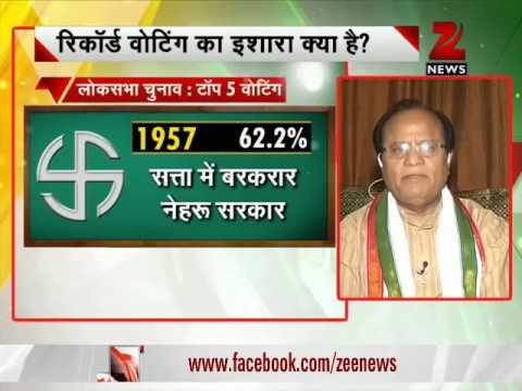 Lok Sabha polls 2014: Record voter turnout in 8th phase- Part II