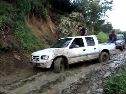 Isuzu Kb 4x4 Youtube