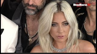 Lady Gaga arrives at 2019 Grammy Awards Red carpet