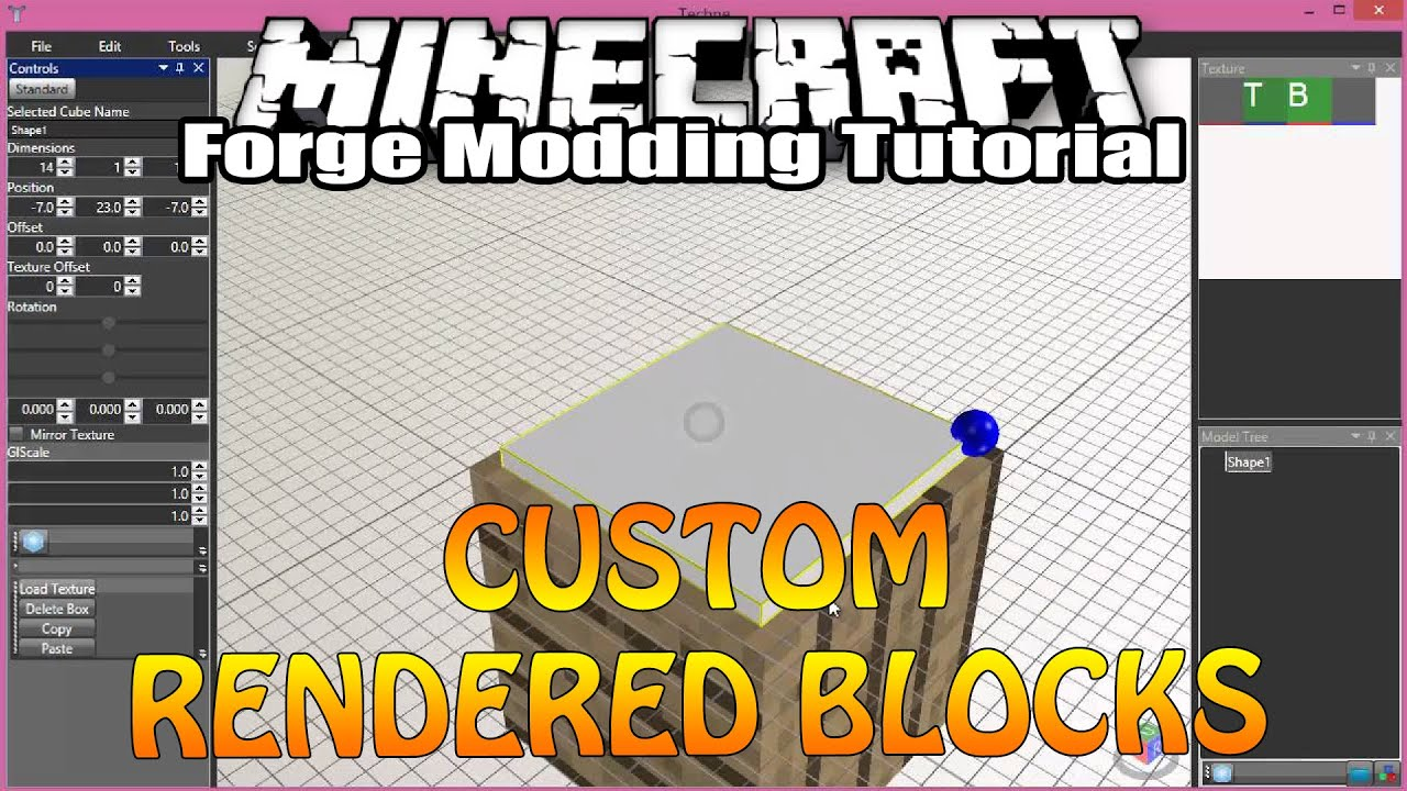 minecraft modding with forge pdf