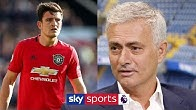 'I was crying for a central defender!'   Jose Mourinho on Manchester United's defence   Super Sunday