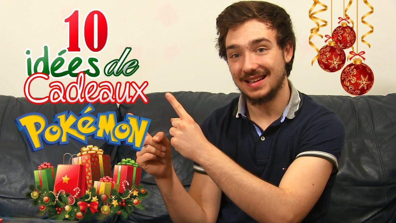 10 id es de cadeaux pour noel 2015 version pokemon conseils youtube. Black Bedroom Furniture Sets. Home Design Ideas
