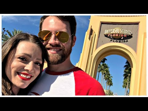 Universal Orlando Day - Part One | New Rides and Old Favorites