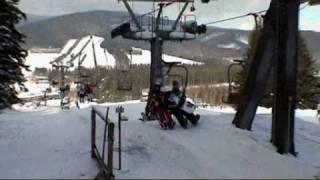Ski Arena R3 - Ramzová - Jeseníky