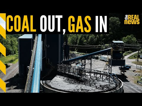 A region scarred by coal production now faces fracking threats
