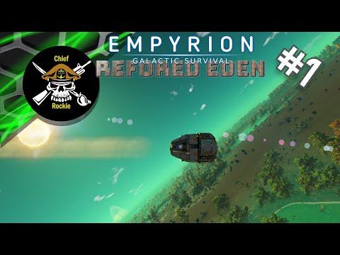 REFORGED EDEN! | Empyrion Galactic Survival | Reforged Eden | Co-op Gameplay Series | Episode #1