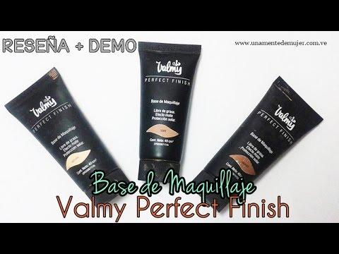 Base de Maquillaje Valmy (Reseña + Demo)  | Mente de Mujer por Carolina HD