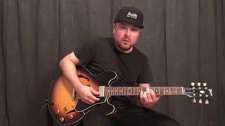 Guthrie Trapp - Jazz Blues Rhythm Introduction
