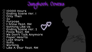 BTS Jungkook Covers Compilation (Updated)