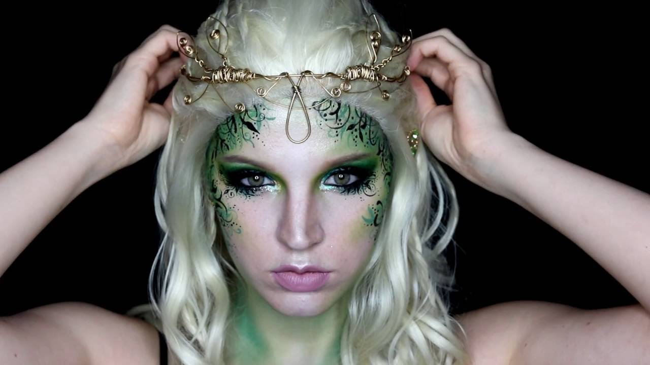 Forest fairy makeup tutorial by nsomniaksdream youtube forest fairy makeup tutorial by nsomniaksdream baditri Image collections
