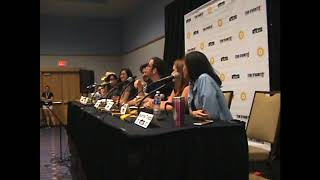 Voice Actors Farewell Sunday Metrocon 2018