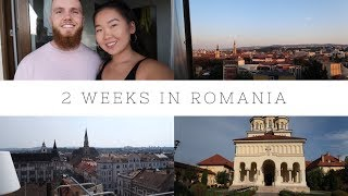 Travelling to Cluj, Romania!