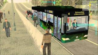 Bus Simulator 2012 [HD] Part 2