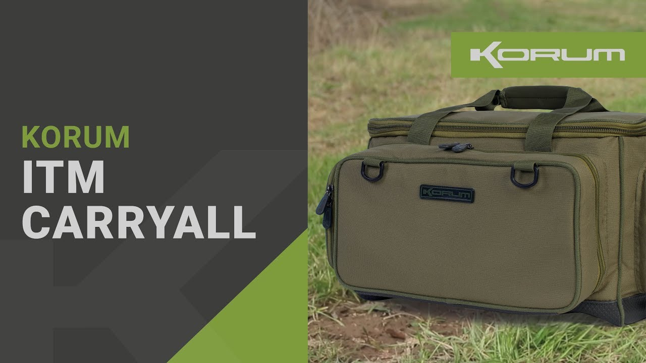 Brand New 2018 Korum ITM Small Tackle Pouch K0290002