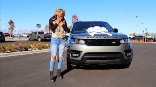 I PRANKED ROYALTY THEN SURPRISED HER WITH A BRAND NEW CAR ( VERY EMOTIONAL VIDEO )