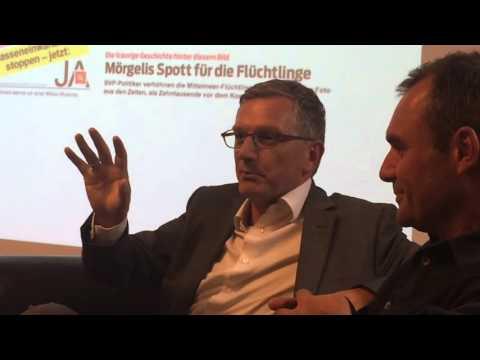 Alexander Segert zum Einfluss seiner Arbeit auf die politische Kultur der Schweiz