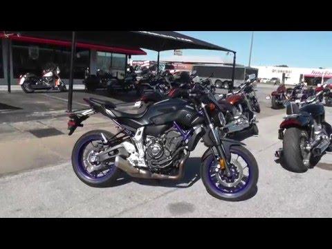 004797 - 2015 Yamaha FZ 07   FZ07FGYC - Used Motorcycle For Sale