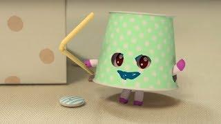 Малышарики - Карапука   - серия 159 - Обучающие мультфильмы для малышей - детский сад