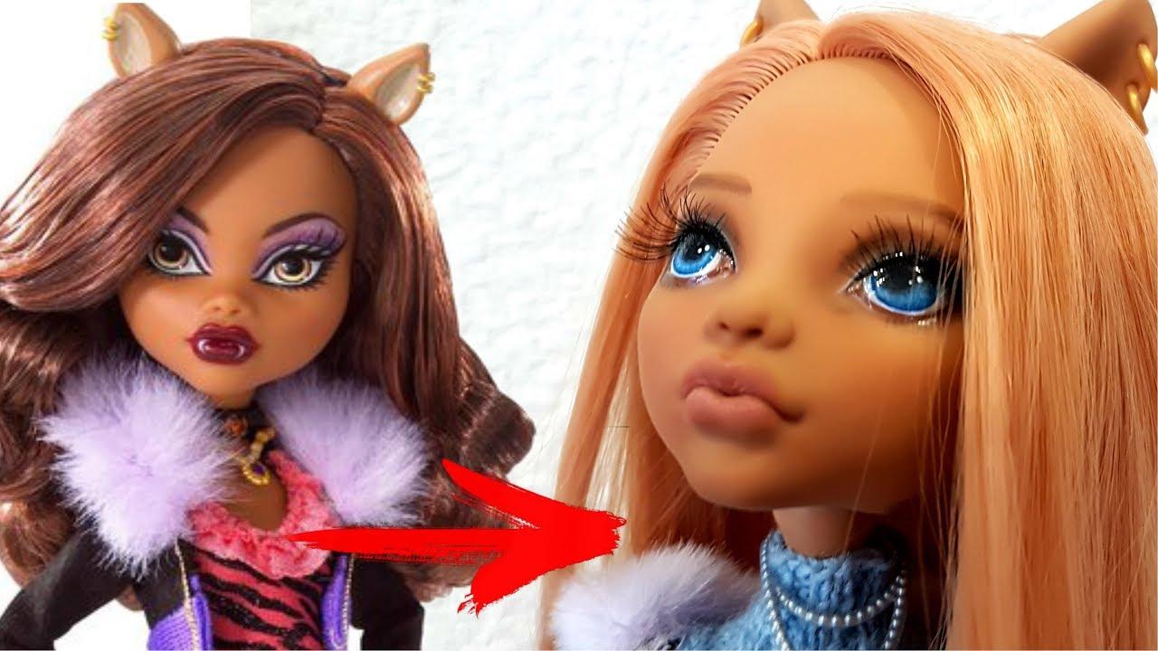 Все для куклы монстер хай клодин вульф своими руками