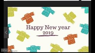 TOP Advance Happy New Year 2019 Wishes Messages Quotes Images Greetings