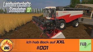 LS17 - NF Marsch #001 | Ich hab Bock auf XXL | Let's Play [HD]