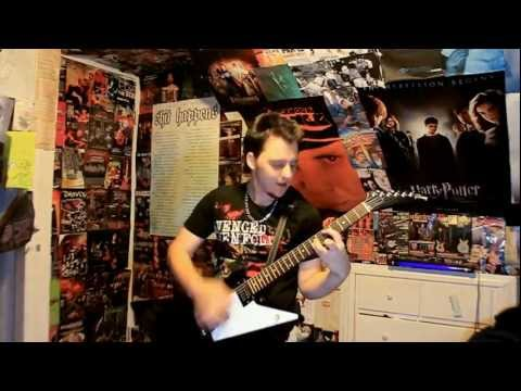 Infiltration Mass Effect 2 Guitar Cover