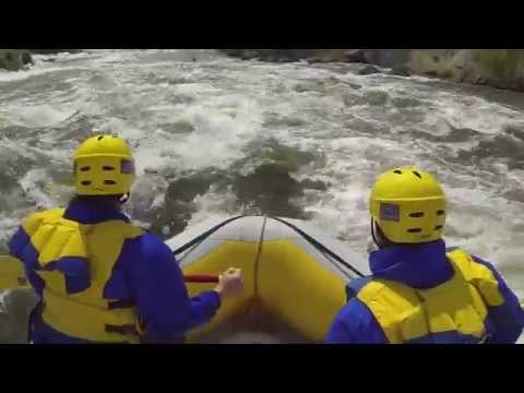 Upper Klamath Rafting Fun April 2014