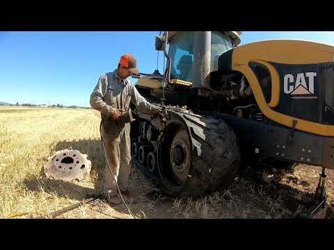 john deere 310d transaxle reassembly (part1) - YouTube